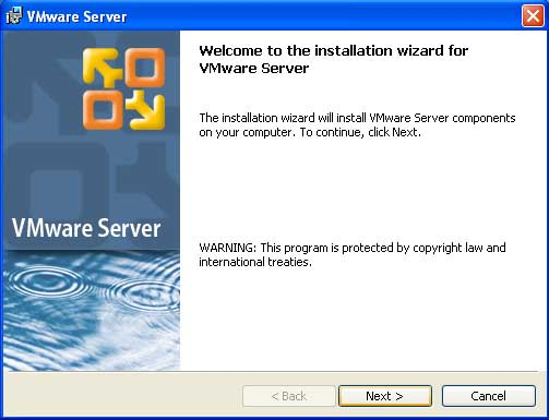 vmware installation